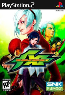 The King of Fighters XI (PS2) 2007