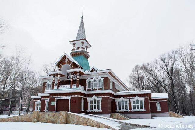 музей теремок город кулебаки