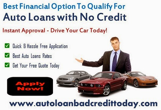 Get A Car With No Credit >> Acquire Low Interest Auto Loans With No Credit In A Simple