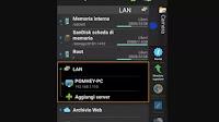 X-Plore File Manager: visualizzatore cartelle e file Android anche da PC