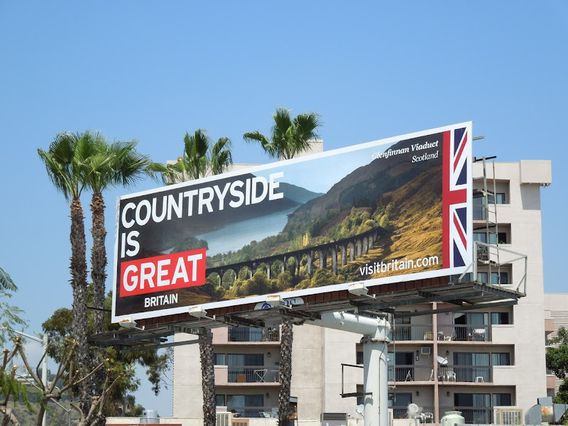 Visit Britain Countryside advert