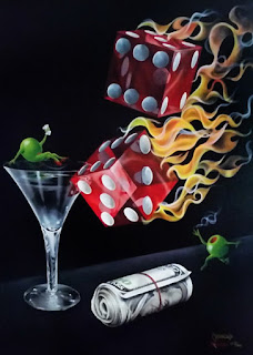 pinturas-con-ilusión-enigmática cuadros-creativa-imaginacion