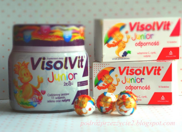 Visolvit Junior - Odporność na 5+