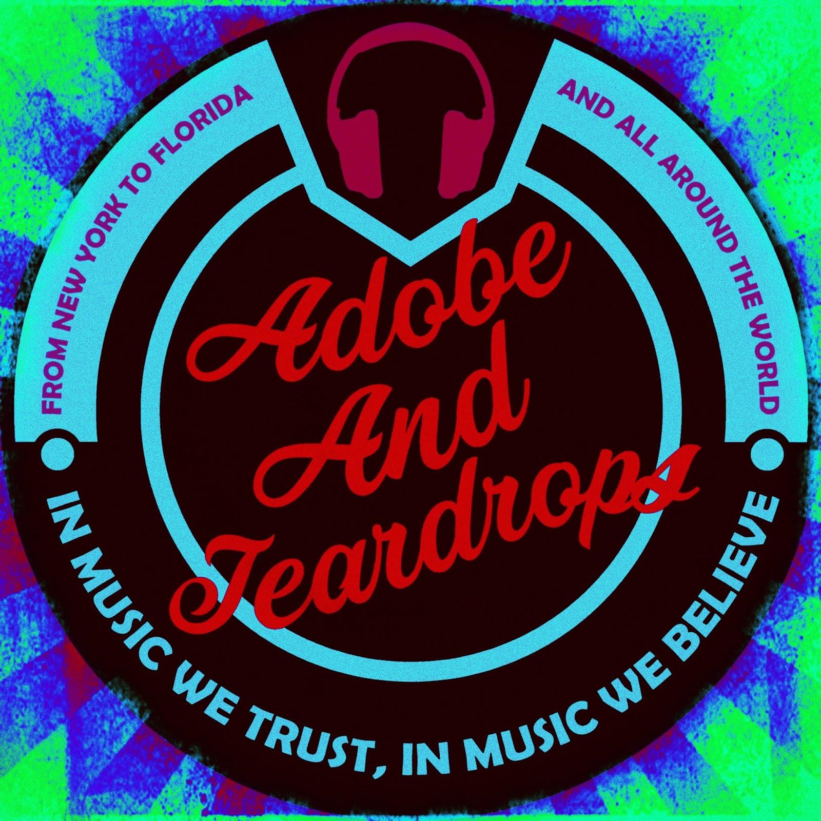 Adobe and Teardrops: April 2019