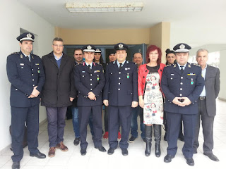 Έναρξη λειτουργίας του θεσμού του Τοπικού Αστυνόμου σε Πιερία και Σέρρες