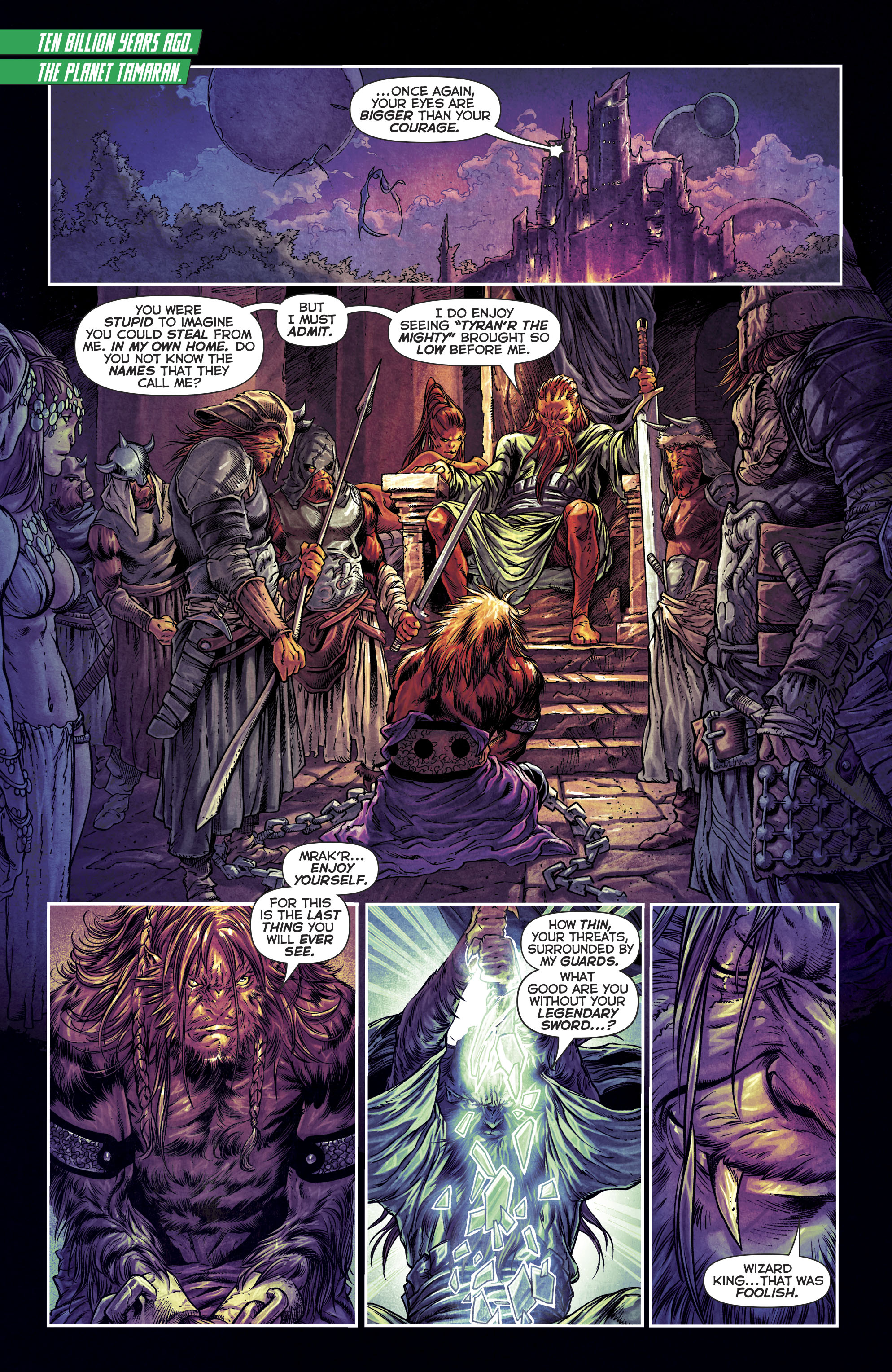 Read online Green Lanterns comic -  Issue #25 - 9