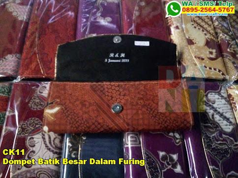 Harga Dompet Batik Besar Dalam Furing