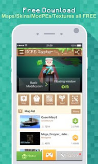 للاندرويد Master for Minecraft-Launcher APK تحميل