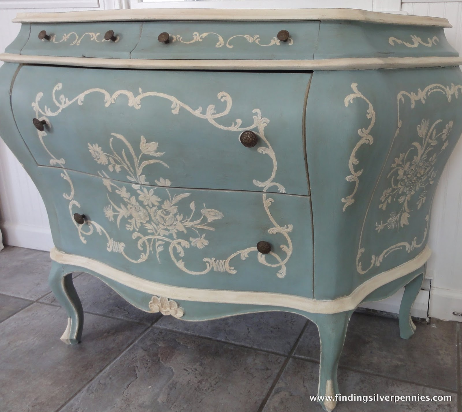 Why I Love Annie Sloan Chalk Paint Finding Silver Pennies