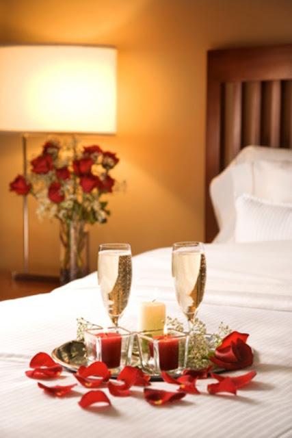 Những gợi ý để đêm tân hôn thêm lãng mạn và ngọt ngào