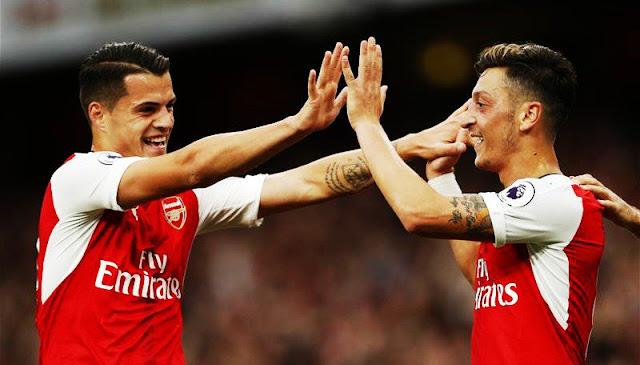 Arsenal teve a sua melhor atuação para bater o Chelsea