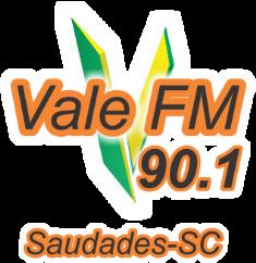 Rádio Vale FM de Saudades SC ao vivo