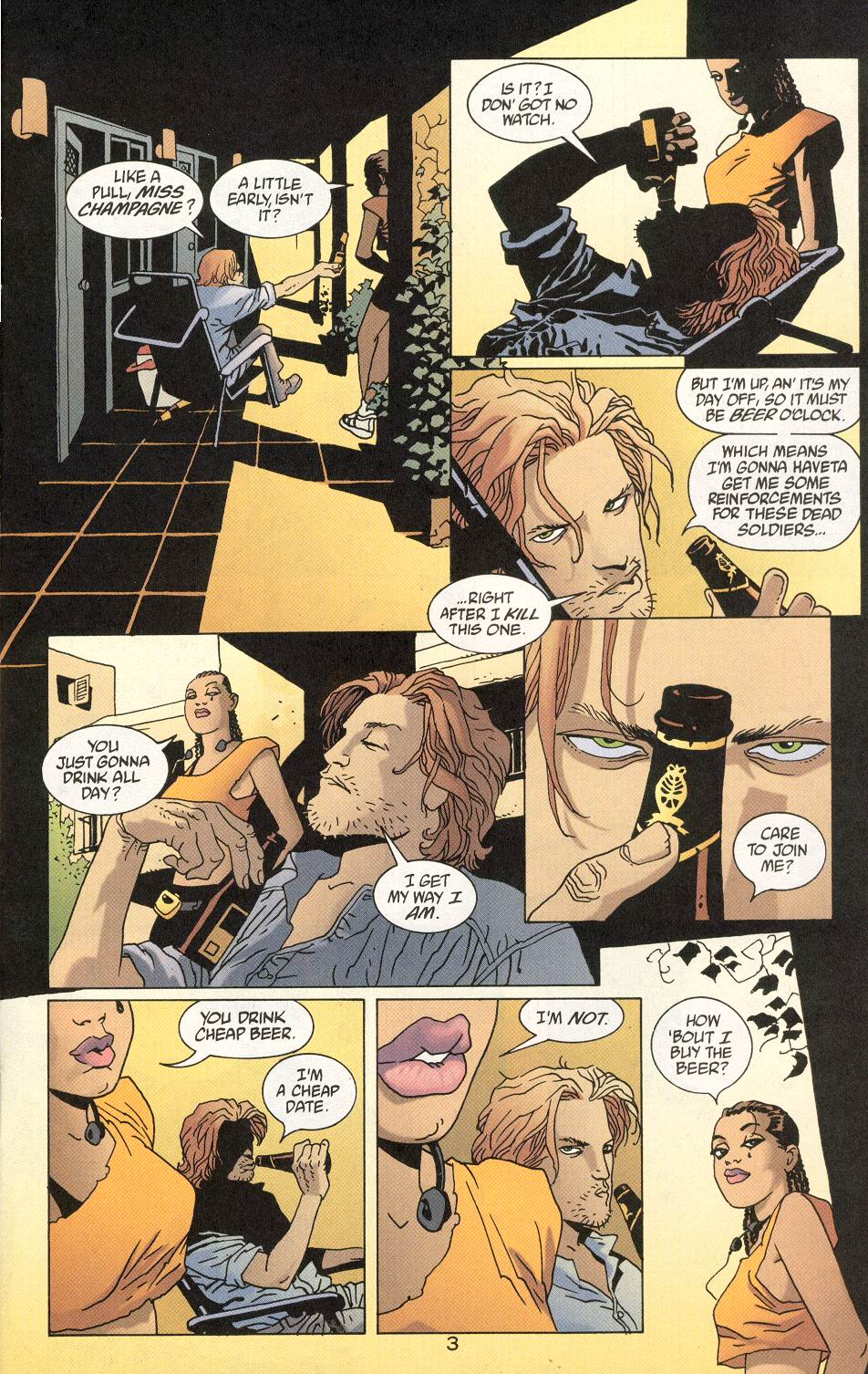 Read online 100 Bullets comic -  Issue #29 - 4