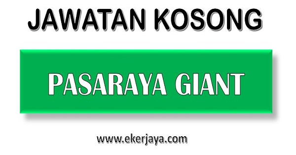 JAWATAN KOSONG GIANT
