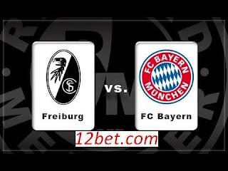 Tỷ lệ bóng đá VĐQG Đức: Freiburg vs Bayern Munich (02h30 ngày 21/1/2017)