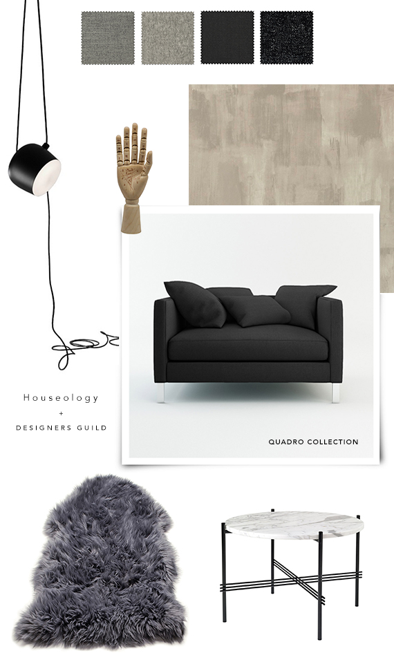 Quadro collection by Designers Guild at Houseology