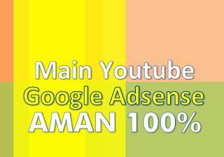 Google Adsense Youtube Terhindar Dari Banned