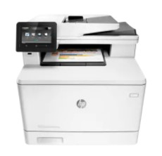 Download HP Color LaserJet Pro MFP M477  Printer Drivers