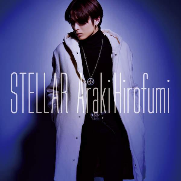 [Single] 荒木宏文 – STELLAR (2016.02.10/MP3/RAR)