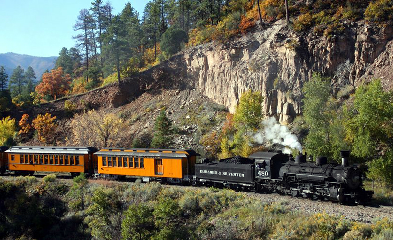 10 Best Train Trips to Take Across America