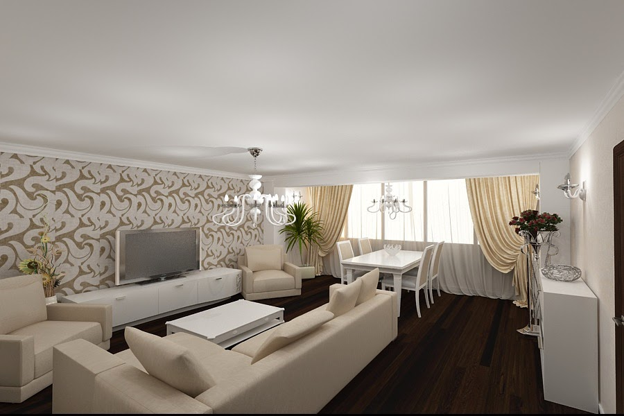 Design interior living casa moderna Constanta - Design Interior - Amenajari interioare | design - interior - living - modern