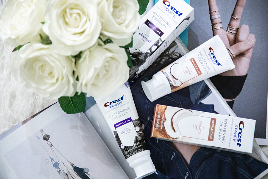 Crest 3D White Whitening Therapy