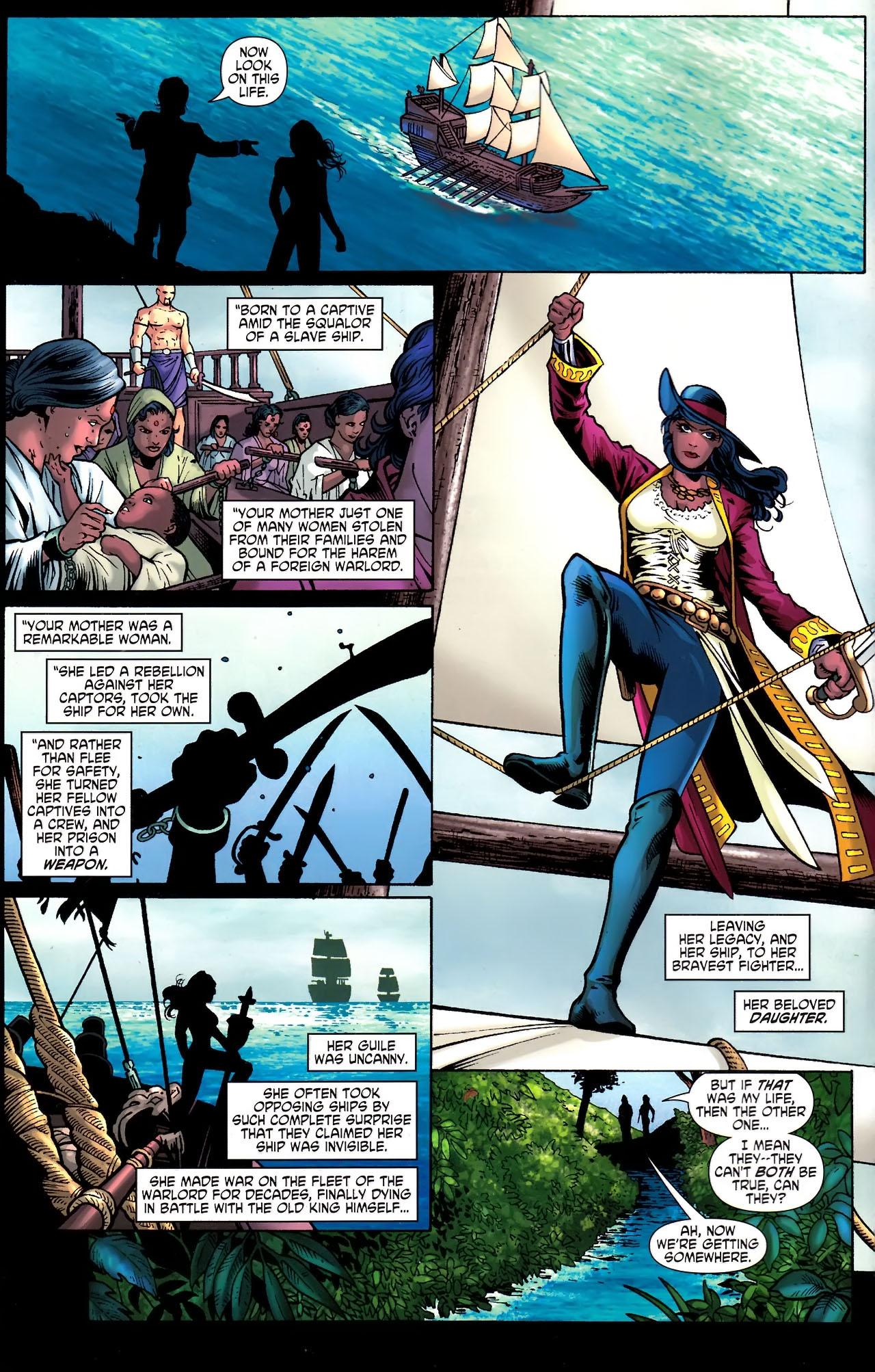 Read online Wonder Woman (2006) comic -  Issue #609 - 7