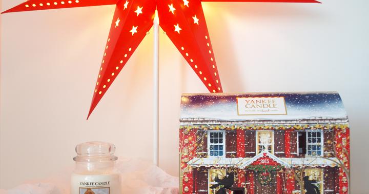 Sirop de fraise blog lifestyle et diy tours paris un calendrier de l 39 avent avec des - Yankee candle calendrier de l avent ...