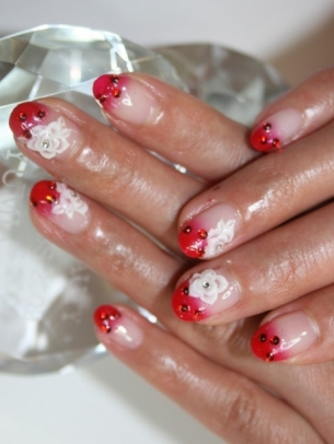 Kewtified: Easy Nail Art Designs for Short Nails 2012