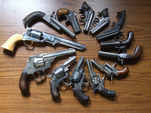 Antique Pistol Collection