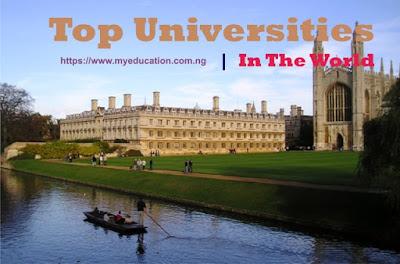 Top Universities In The World | Top Universities