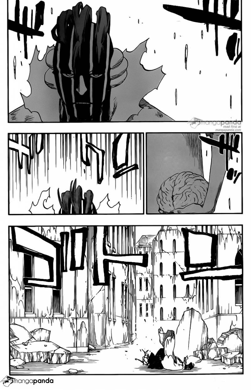 Bleach Ch 644: Baby, Hold Your Hand 007
