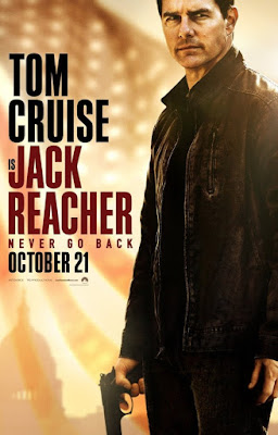 Jack Reacher Never Go Back Movie