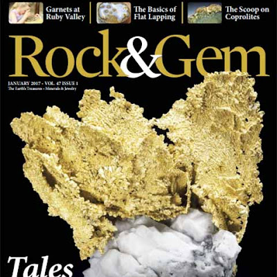 Rock & Gem magazine | January 2017 - Download