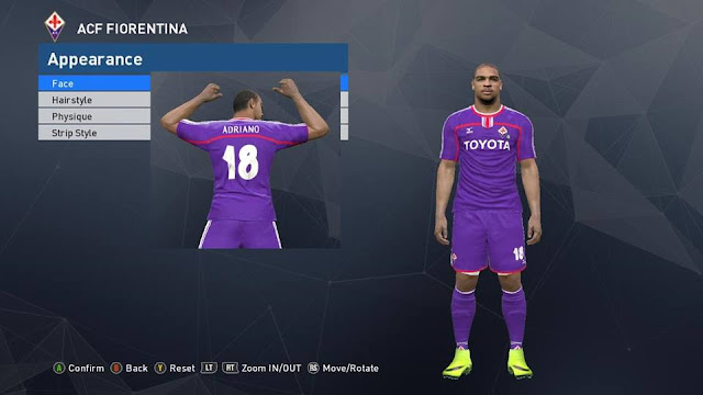 Classic Kit For PES 2017 by buffon99, armandaillo, ms scorpion