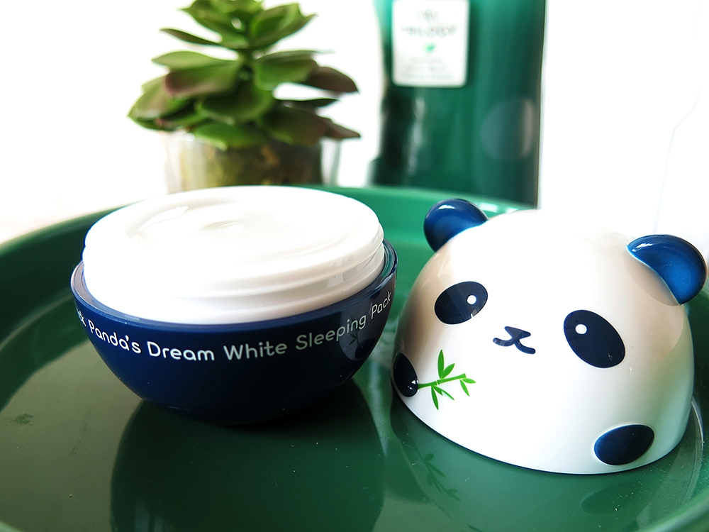 Z wizytą w Azji | Tonymoly, Panda's Dream White Sleeping Pack