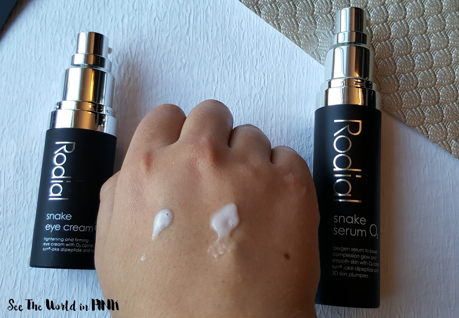 Mask Thursday - New Rodial Snake Oxygenating & Cleansing Bubble Mask Review + A Few Extra Snake Goodies!