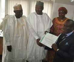 INEC Gives Certificates to 5 Newly Registered Parties