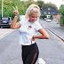 Η Λάουρα Νάργες μας ξεναγεί στη γειτονιά όπου μεγάλωσε Οι φωτογραφίες από τη Γερμανία στον λογαριασμό της στο Instagram