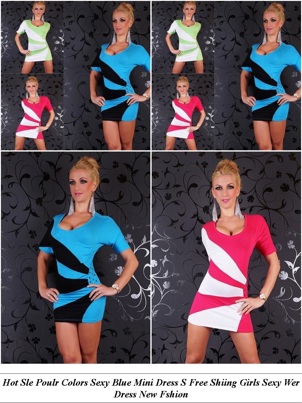 Junior Dresses - Us Sale - Midi Dress - Cheap Womens Summer Clothes