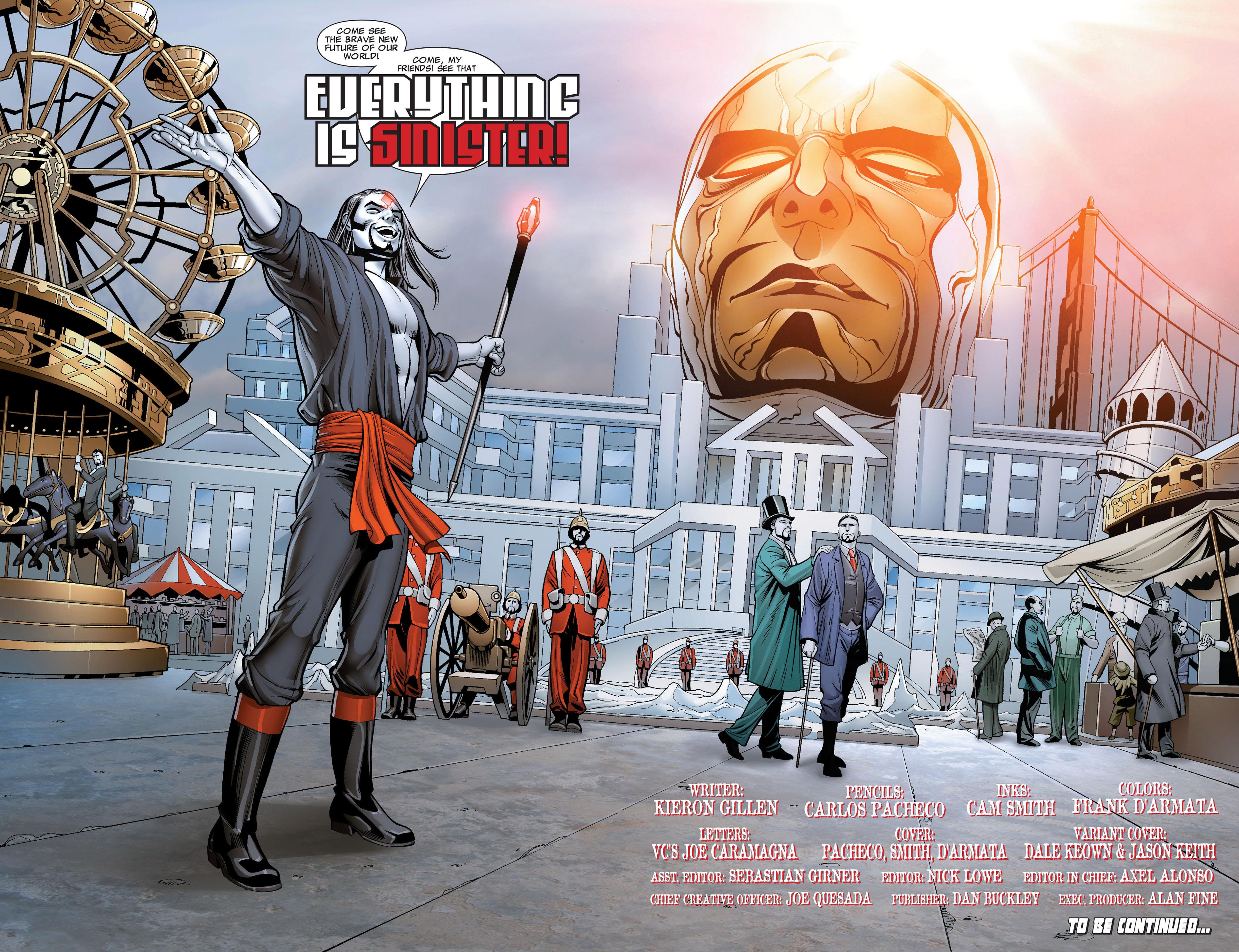 Read online Uncanny X-Men (2012) comic -  Issue #1 - 29