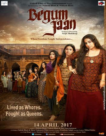 Begum Jaan 2017 Full Hindi Movie Free Download