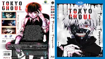 Tokyo Ghoul - Temporada / Season 1 - Bluray