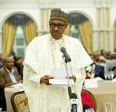 President Buhari At Equatorial Guinea