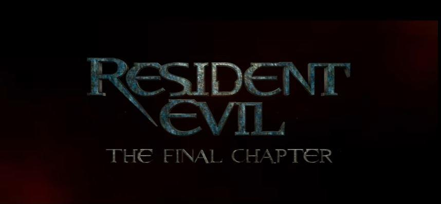 Colonna Sonora Resident Evil: The Final Chapter | Canzone finale, titoli di coda e trailer