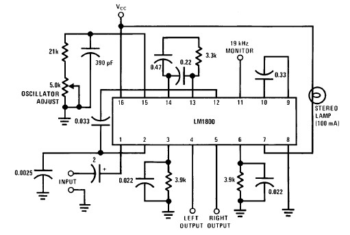 demodulators circuits