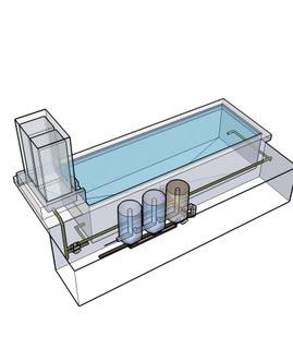 nadin koi: design kolam dan filter sederhana