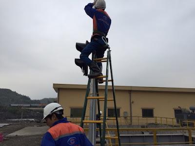 nhân viên kỹ thuật lắp camera uy tín tại hải phòng