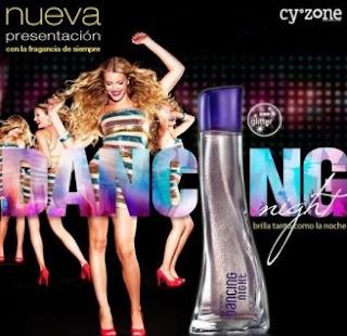Perfume Dancing de Cyzone de 100 ml para mujer