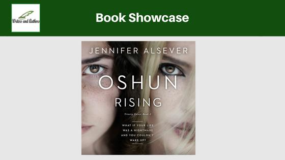 Book Showcase: Oshun Rising by Jennifer Alsever